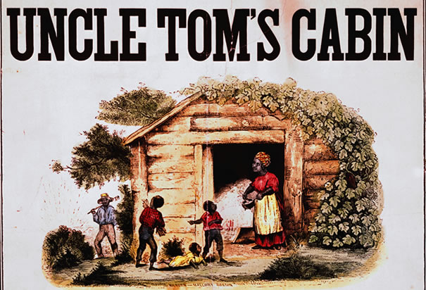 a fight against slavery in uncle toms cabin by harriet beecher stowe Harriet beecher stowe: uncle tom's cabin porter beecher urged harriet to use her literary talents to fight the americans stand up against slavery.